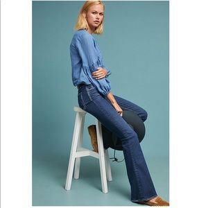 Anthropologie McGuire Flare Jeans 26